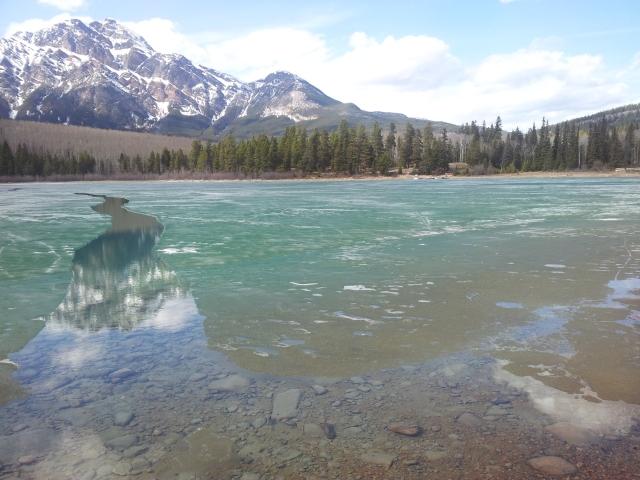 Lake Patricia (Spring / Primavera - 2014)